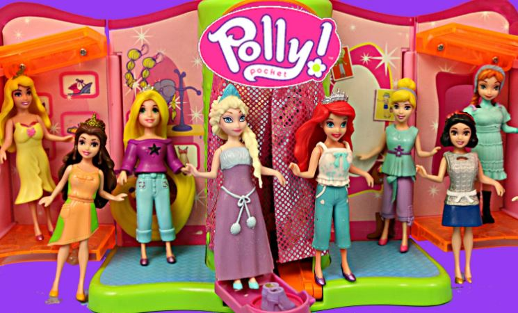 Polly Pocket Dolls Top 10 Childhood Toys That are Now Worth a Fortune