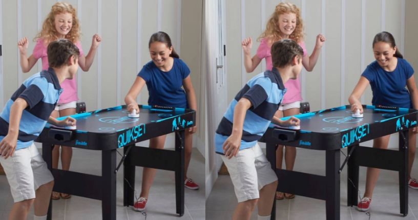 Quikset Air Hockey Table Top Most Gifts For Teenagers 2017