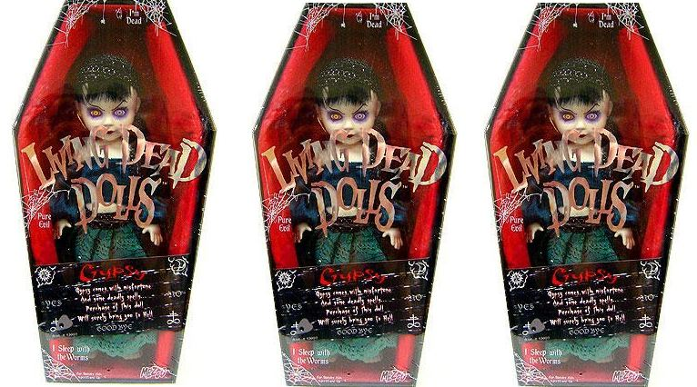 Series 15 Gypsy Top Famous Living Dead Dolls 2019