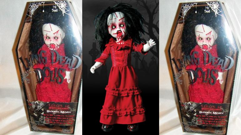 Series 17 Bloody Mary Top 10 Living Dead Dolls