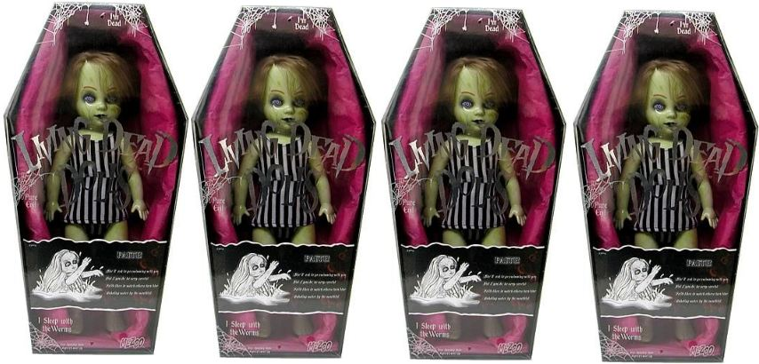 Series 8 Faith Top Popular Living Dead Dolls 2018
