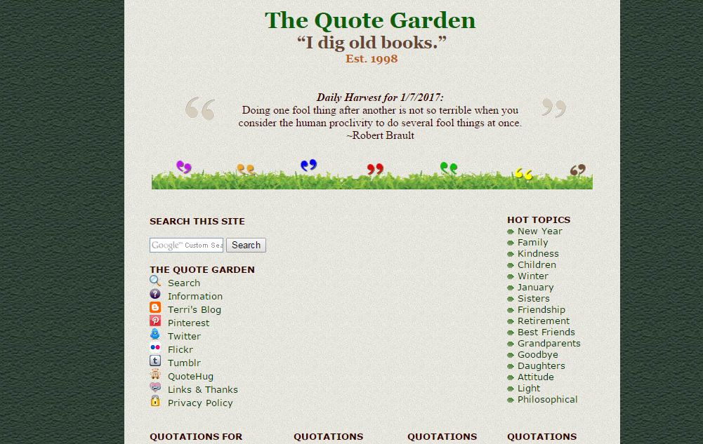 the-quote-garden