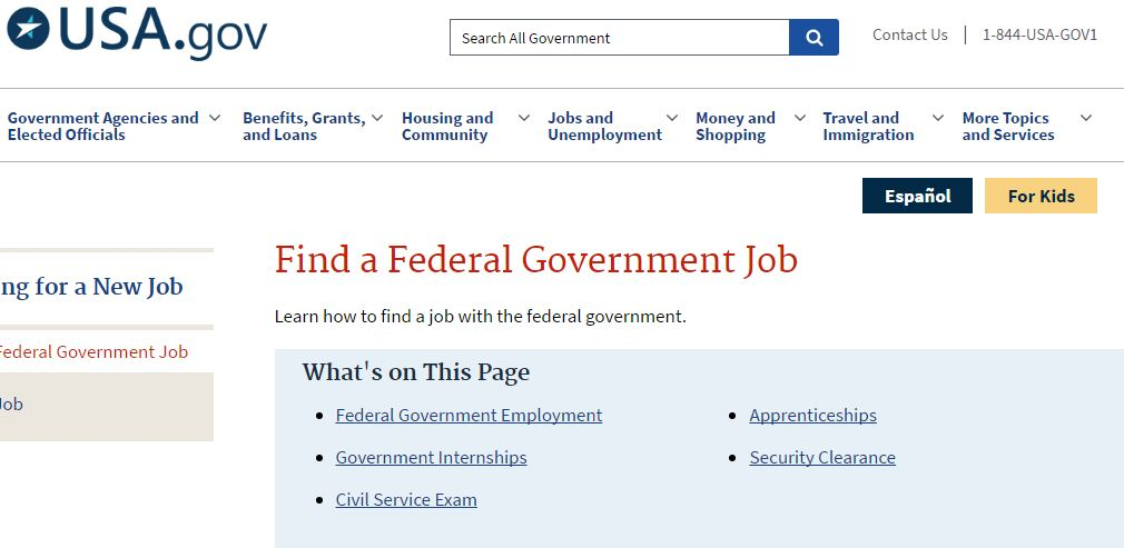the-u-s-government-website