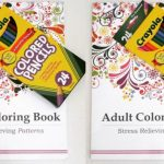 Top 10 Best Selling Adult Coloring Books