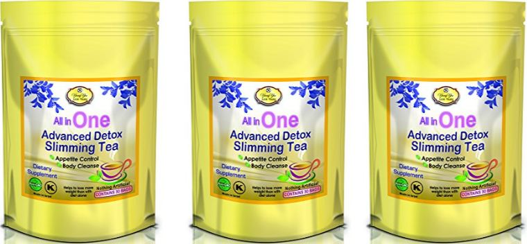All in One Detox Tea Top 10 Best Selling Detox Teas 2017