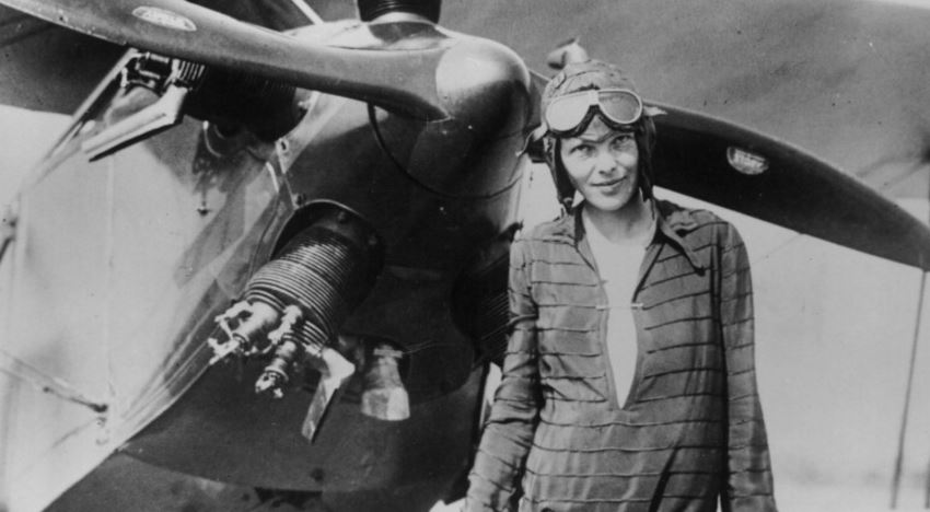 Amelia Earhart Top 10 Most Famous Women Who Changed The World 2017