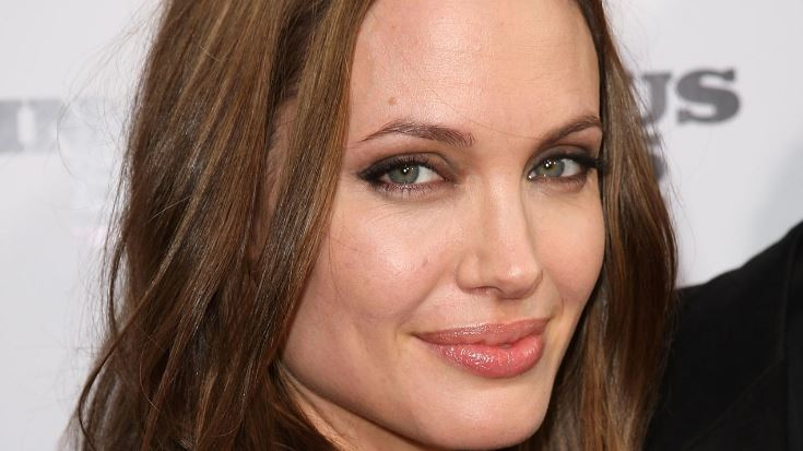 Angelina Jolie Top Most Women With The Most Beautiful Eyes 2017