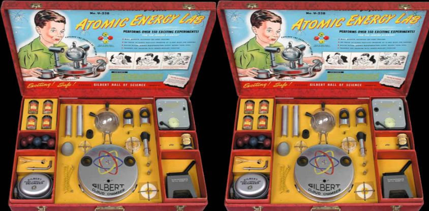 Atomic Energy Lab Top 10 Most Ridiculous Toys Ever Made 2017