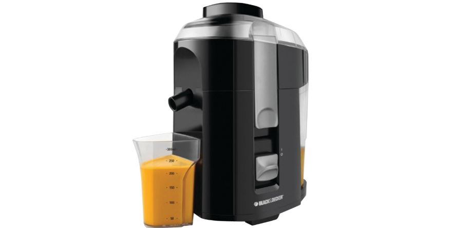 blackdecker-je2200b-400-watt-fruit-and-vegetable-juice-extractor-top-10-best-selling-centrifugal-juicers-2017
