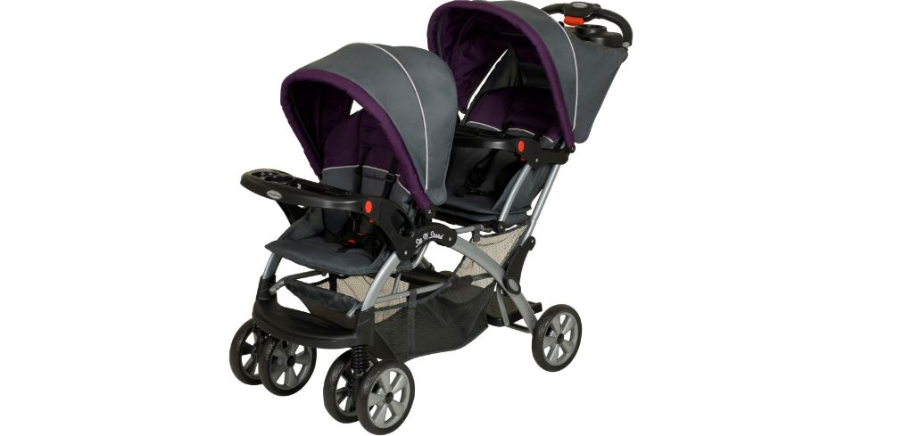 Baby Trend Sit N' Stand Double Top Most Famous Selling Double Strollers 2018