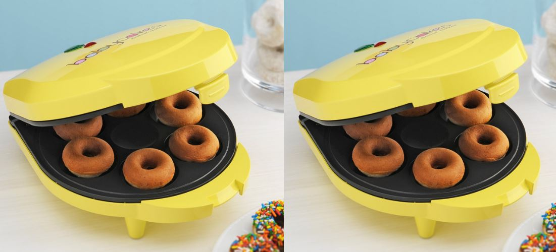 Babycakes DN-6 Donut Maker Top 10 Best Selling Donut Makers 2017