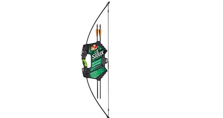Barnett Lil Sioux Archery Set Yellow 1071 Top Best Selling Archery Sets in 2017
