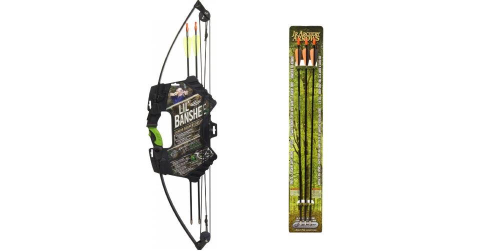 Barnett Outdoors Lil Banshee Jr. Compound Youth Archery Set Top Most Famous Selling Archery Sets in 2018
