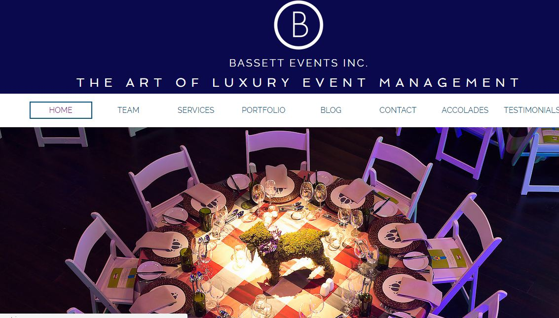 Bassett Events Top 10 Best Event Management Companies In The World 2017