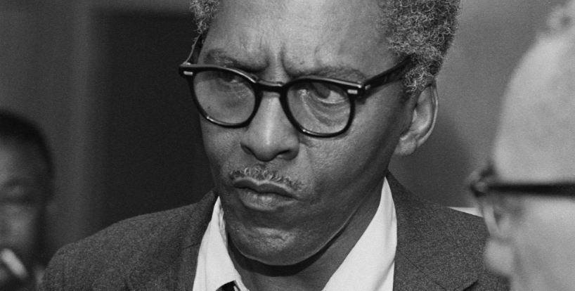 Bayard Rustin Top Most African American Civil Rights Leaders 2017