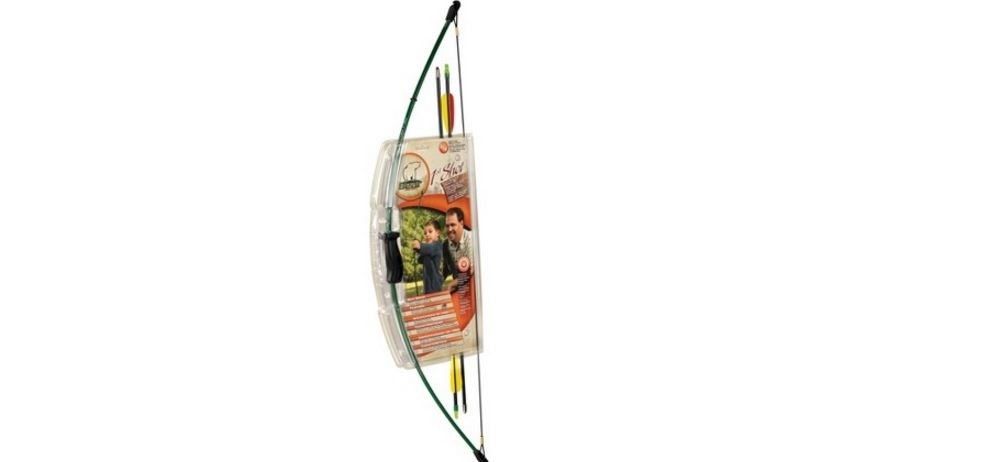 Bear Archery First Shot Youth Bow Set Top Famous Selling Archery Sets in 2019