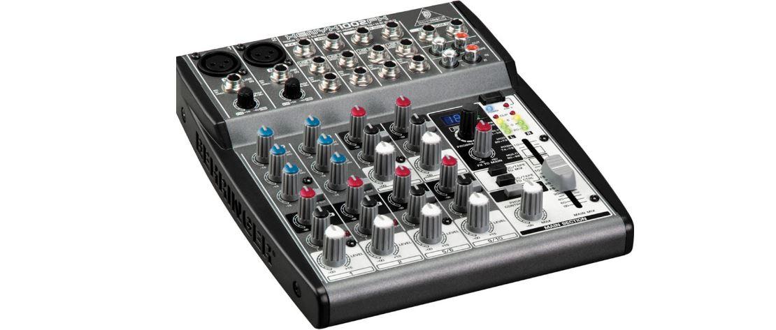 Behringer Xenyx Top 10 Best Selling Audio Mixers in 2017