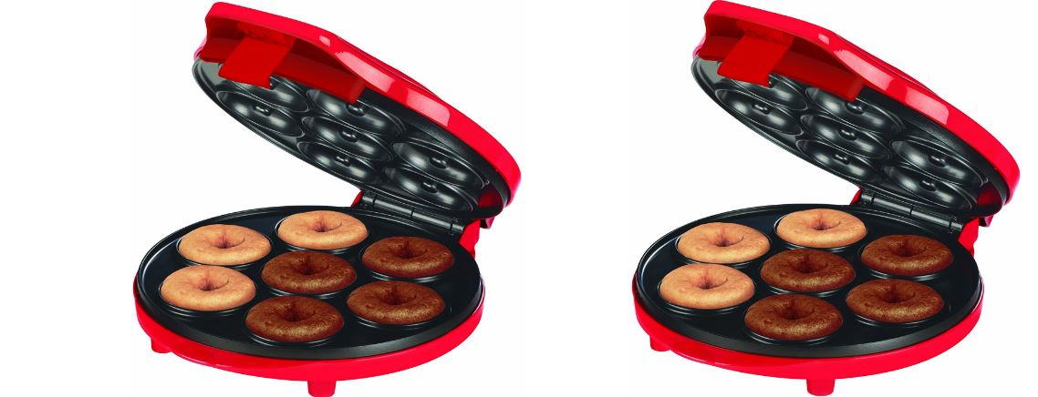 Bella Cucina 13466 Donut Maker Top Most Famous Selling Donut Makers 2018