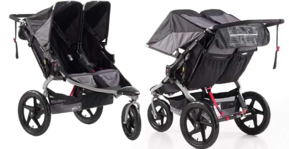 Bob Revolution Flex Duallie Top Most Popular Selling Double Strollers 2018