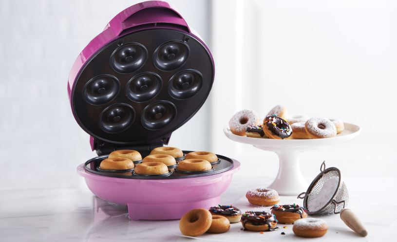Brentwood TS-250 Mini Donut Maker Top Most Popular Selling Donut Makers 2018