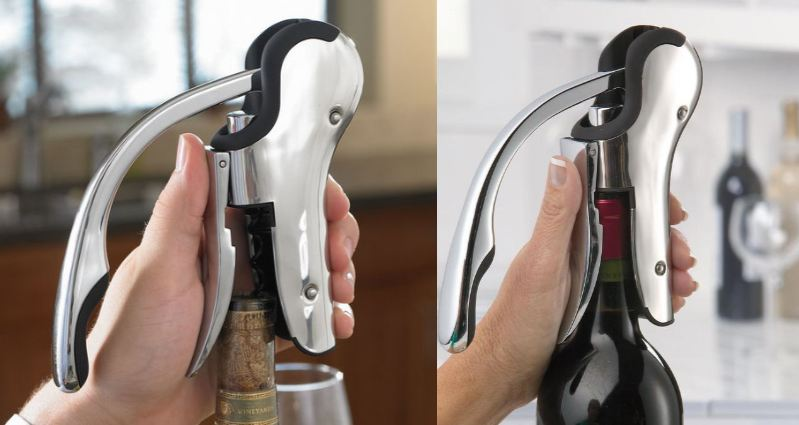 Brookstone Compact Wine Opener Top 10 Best Selling Wine Openers Corkscrews 2017