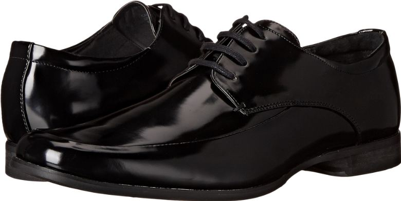Calvin Klein Men's Carwin Box Smooth Oxford