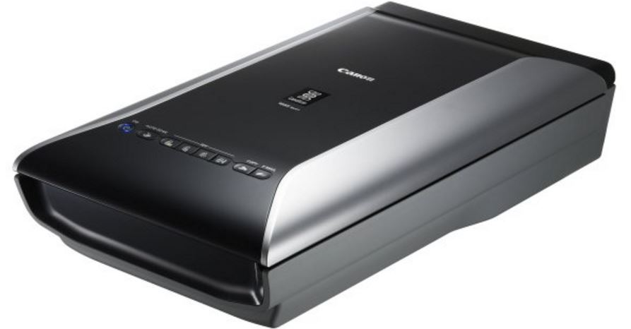 Canon CanoScan 9000F MKII Colorful Image Scanner Top Best Selling Flatbed Scanners 2017