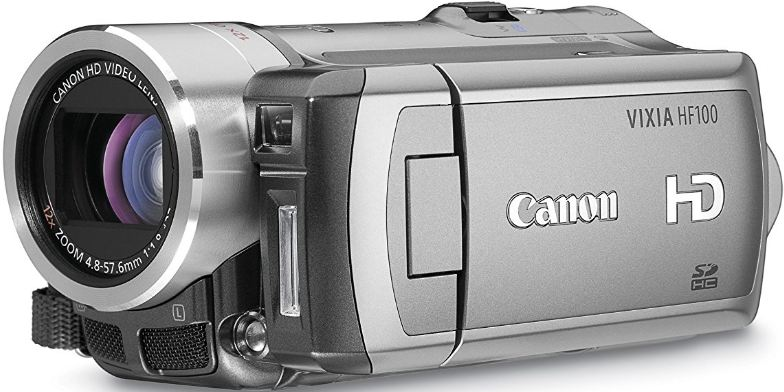 Canon VIXIA H1 Flash Memory HD Camcorder Top Most Selling Flash Camcorders 2017