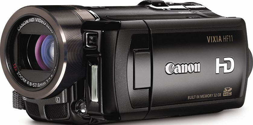 Canon VIXIA HF11 AVCHD 32GB Flash Memory Camcorder Top 10 Best Selling Flash Camcorders