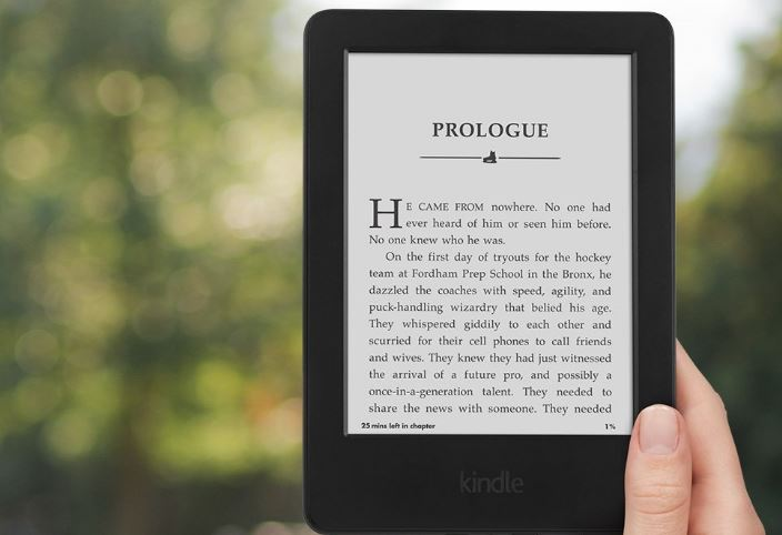 Certified Refurbished Kindle Paperwhite E-reader Top Best Selling Ebook Readers 2017