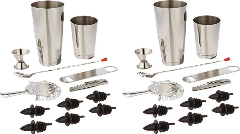 chef-and-13-piece-stainless-steel-bar-set-professional-bar-tools
