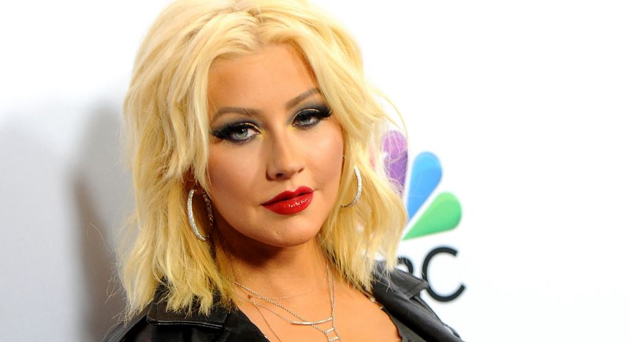 Christina Aguilera Top Most Ugliest Blonde Women 2017