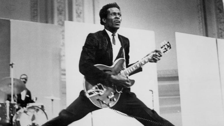 Chuck Berry Top Popular People From Missouri 2018