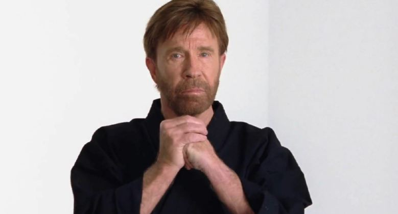 Chuck Norris Top Most Popular Coolest People in The World 2018