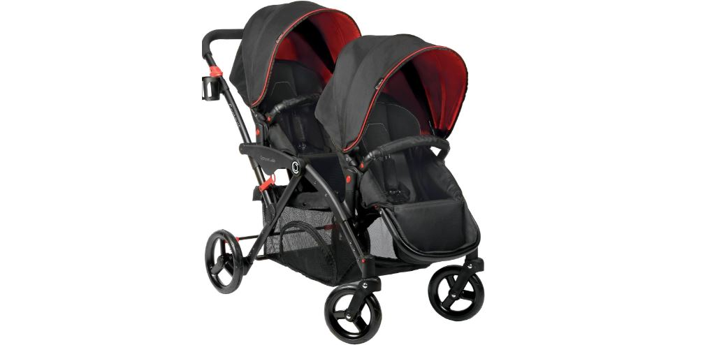 Contours Options Elite Top 10 Best Selling Double Strollers