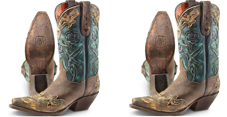 Dan Post Western Cowboy Boots Top Most Famous Selling Cowboy Boots 2018