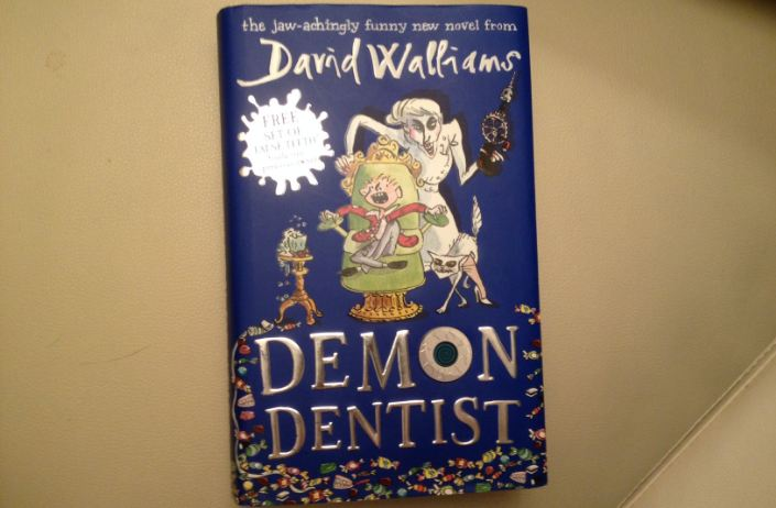 Demon Dentist Top 10 Best Selling Childrens Books 2017