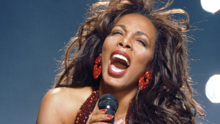 Donna Summer Top Most Popular African American Female Singers of All Time 2018