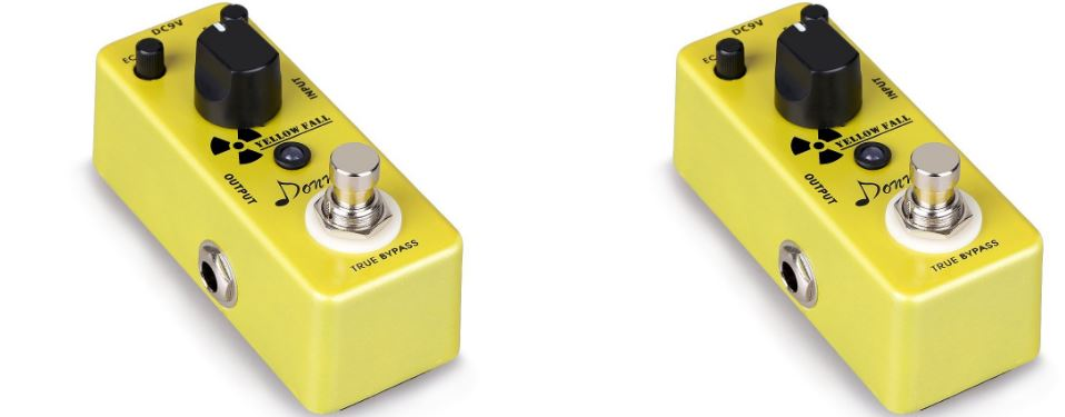 donner-yellow-fall-vintage-top-most-popular-selling-delay-pedals-2018