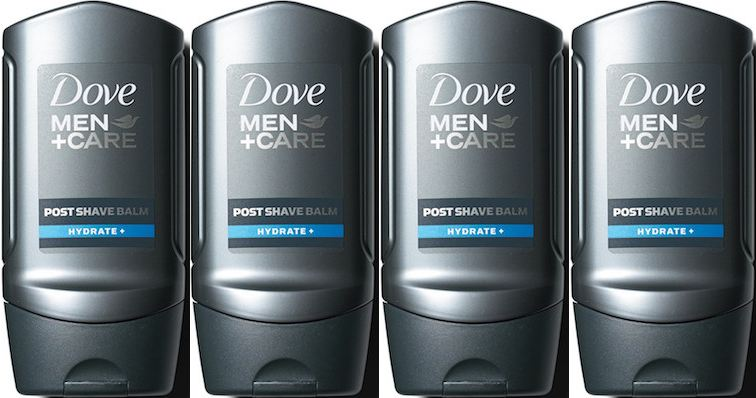 Dove Men + Care Post Shave Balm Top Most Selling Aftershave Balms 2017