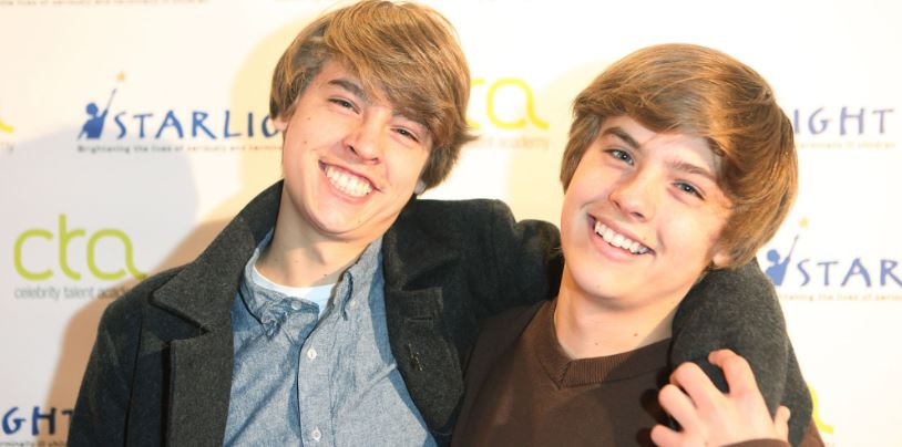 Dylan & Cole Sprouse Top 10 Most Handsome Boys in The World for 2017