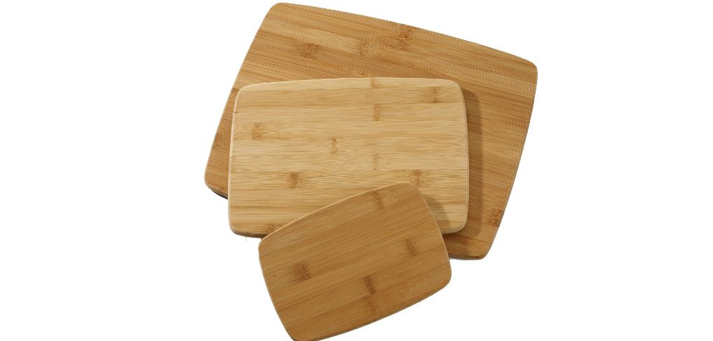 Farberware Classic 3-Piece Bamboo Cutting Board and Serving Set Top Most Popular Selling Cutting Boards 2018
