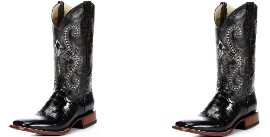 ferrini-mens-print-belly-alligator-s-toe-western-boot-top-famous-selling-cowboy-boots-2019