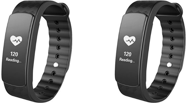 Fitness tracker, Teslasz Bluetooth 4.0 for Android and iOS smartphones