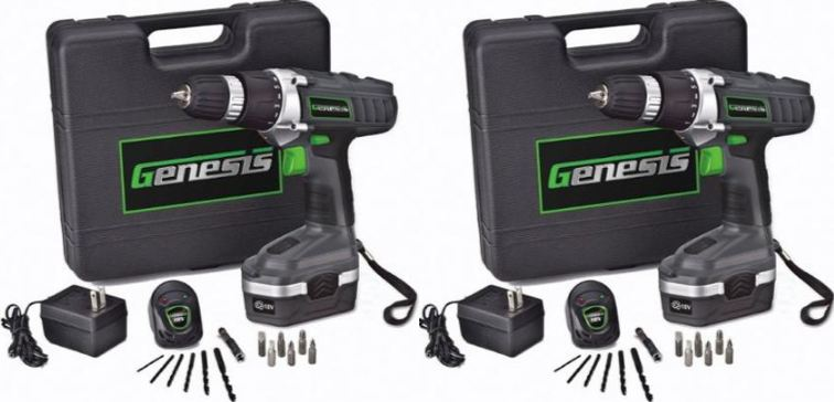 genesis-gcd18bk-18v-cordless-drill-driver-kit-grey-top-famous-selling-cordless-drills-2019