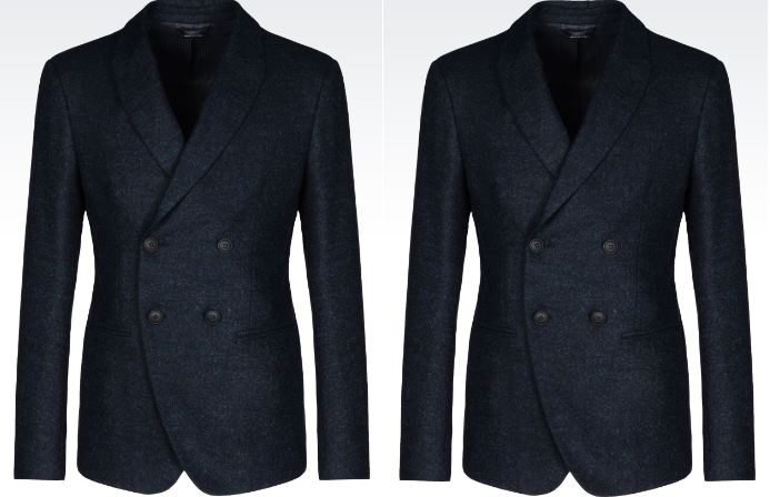Giorgio Armani Top Popular Blazer Brands 2018