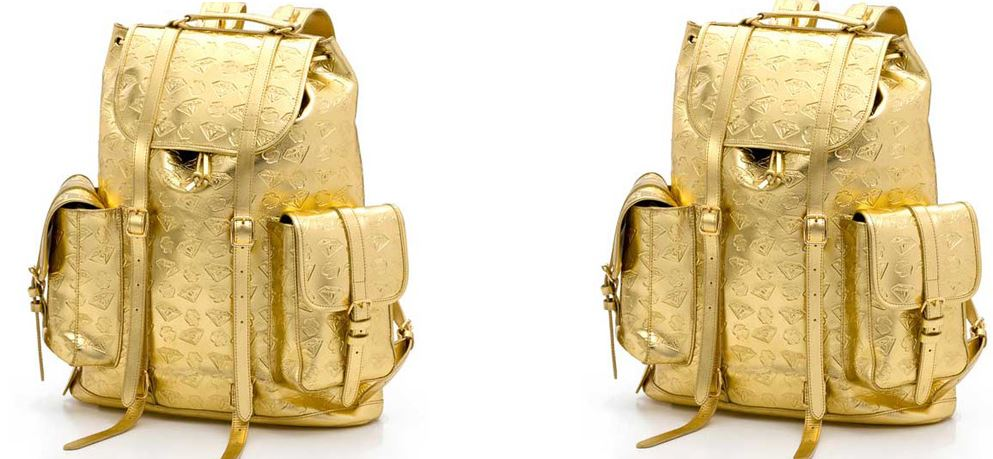 gold-backpack-top-popular-expensive-things-most-people-dont-know-about-2019