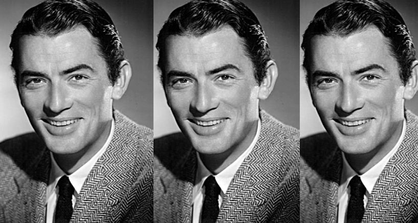 Gregory Peck Top Famous Stylish Classic Male Celebrities Ever 2018