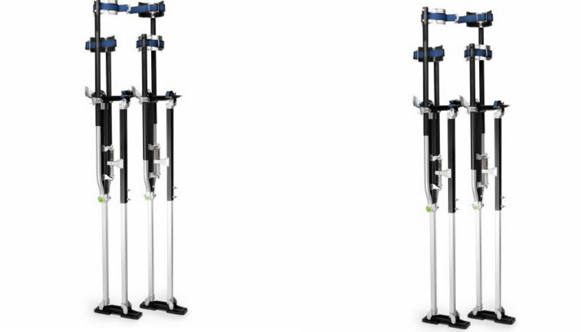 GypTool Pro 48 -64 Drywall Stilts Top Most Popular Selling Drywall Stilts 2018