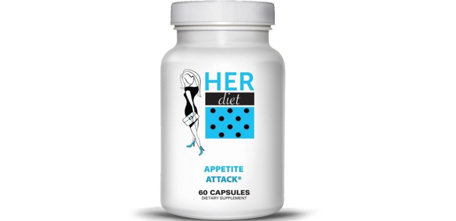 HERdiet-Appetite Attack for Women Extra Strength Top Famous Selling Appetite Suppressants in 2019